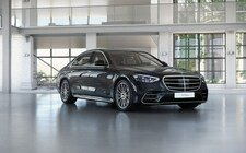 S 350 d 4MATIC LIMITED