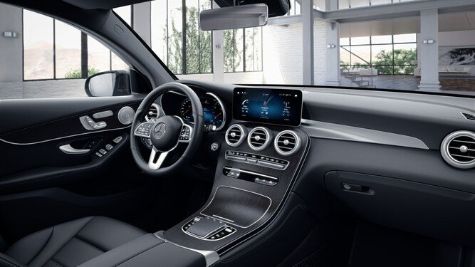 GLC 300 4MATIC Coupe Sport