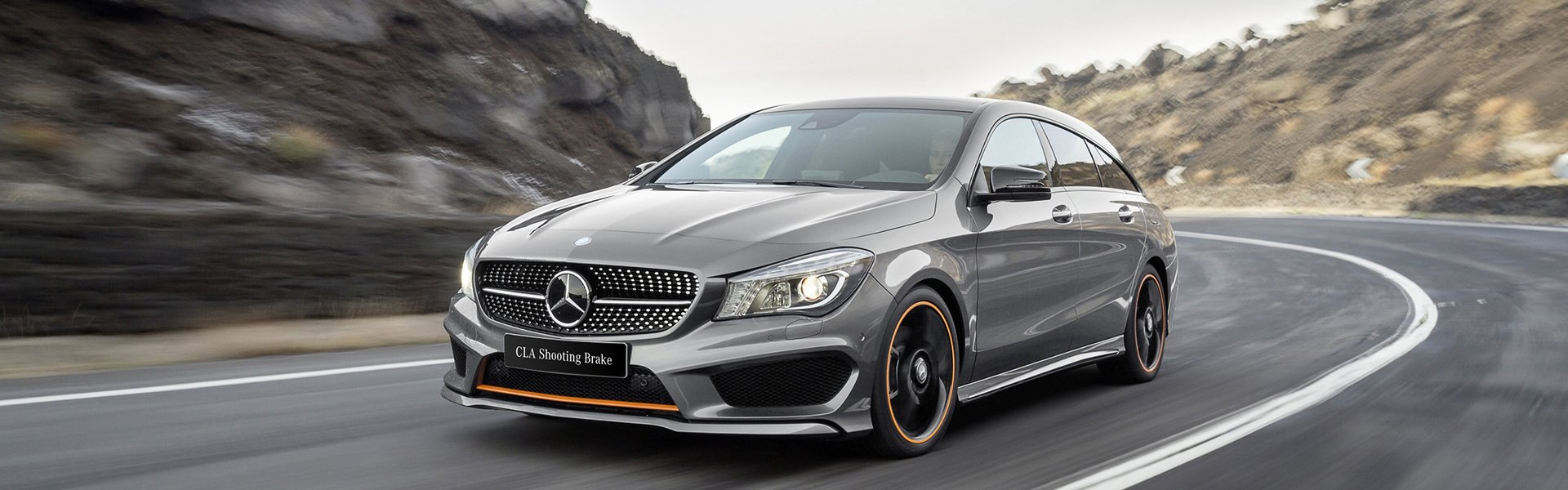 CLA Shooting Brake