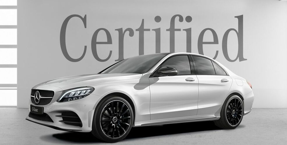 Mercedes-Benz Certified в наличии